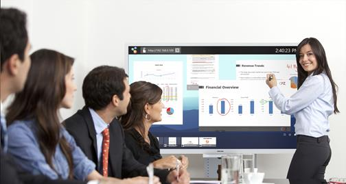 Collaboration Board Software